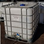 1000 Litre IBC With Adblue Connection & Down Tube